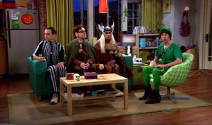 Big bang theory air dates in Sydney