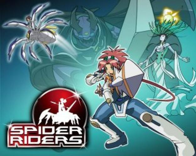 Spider Riders (CA) next episode air date poster