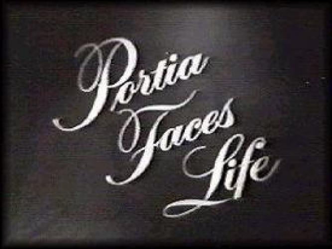 Portia Faces Life next episode air date poster