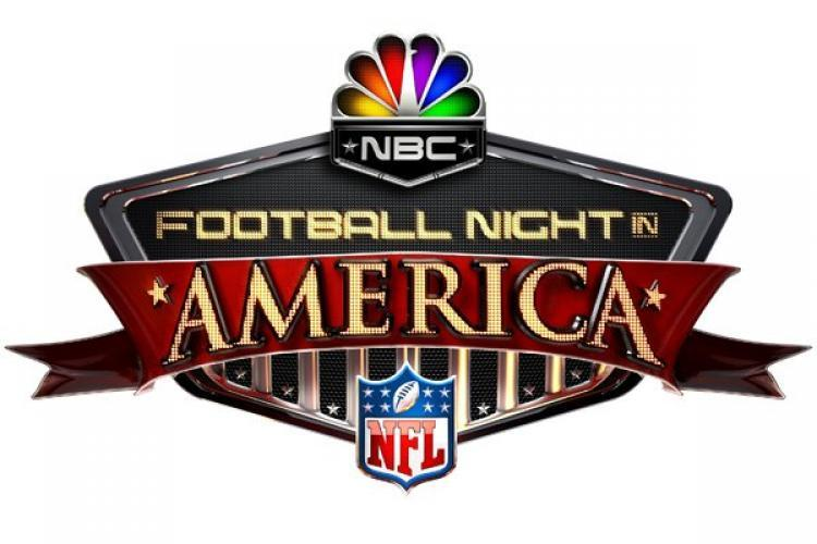Football Night in America next episode air date poster