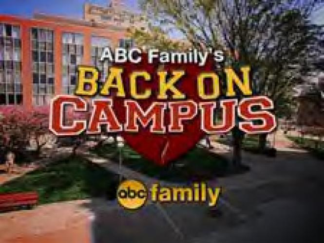 Back on Campus next episode air date poster