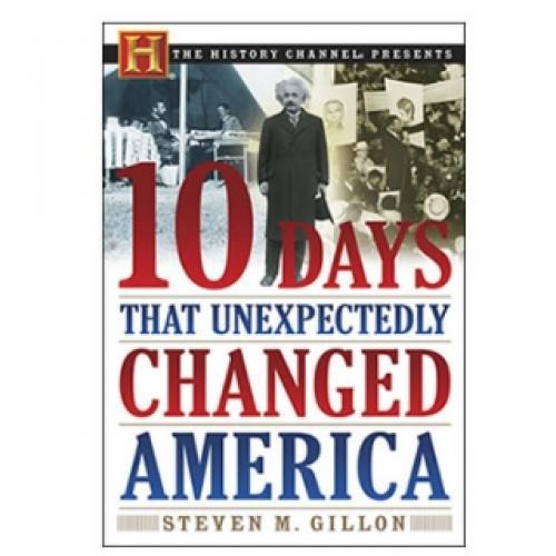 10 Days That Unexpectedly Changed America next episode air date poster
