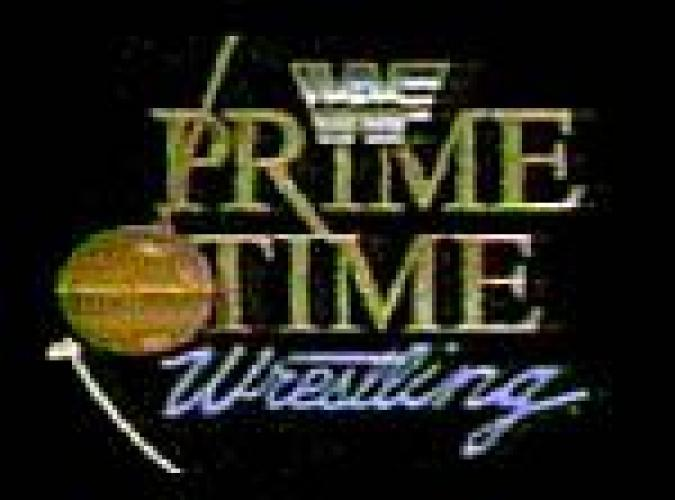 WWF Prime Time Wrestling next episode air date poster