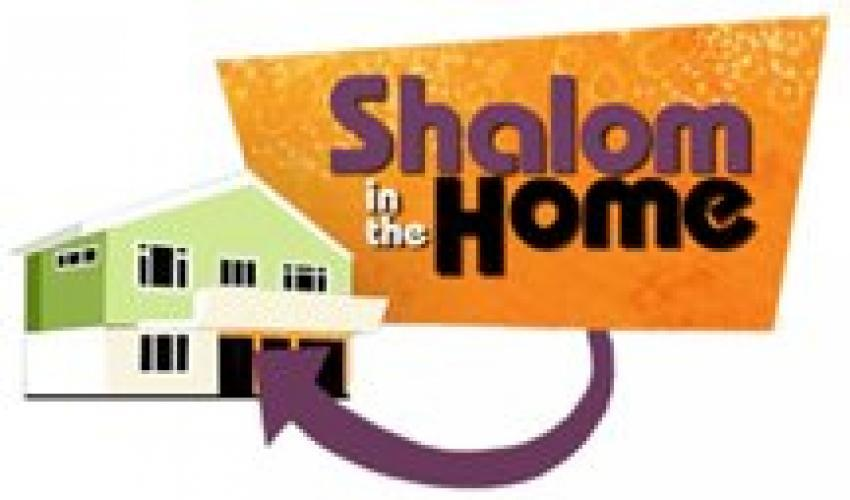 Shalom in the Home next episode air date poster