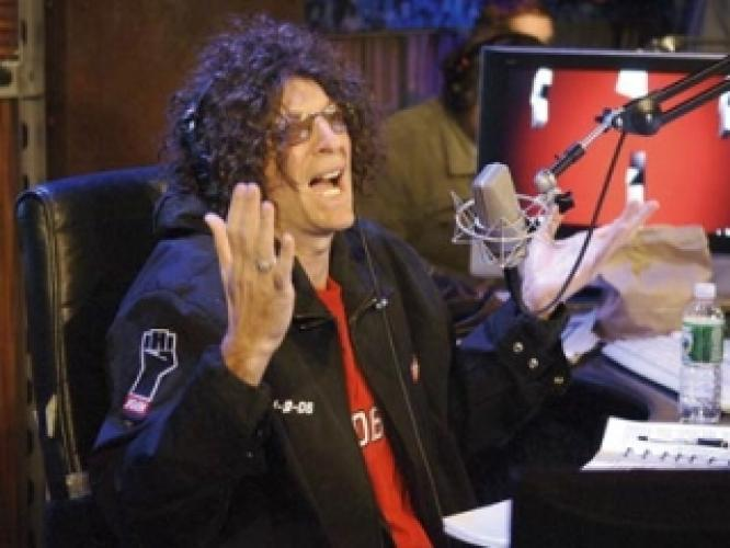 The Howard Stern Show next episode air date poster