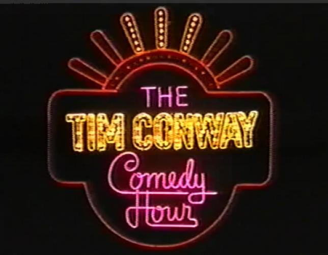 The Tim Conway Comedy Hour next episode air date poster