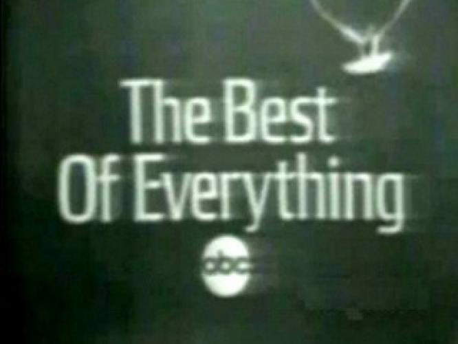 The Best Of Everything next episode air date poster