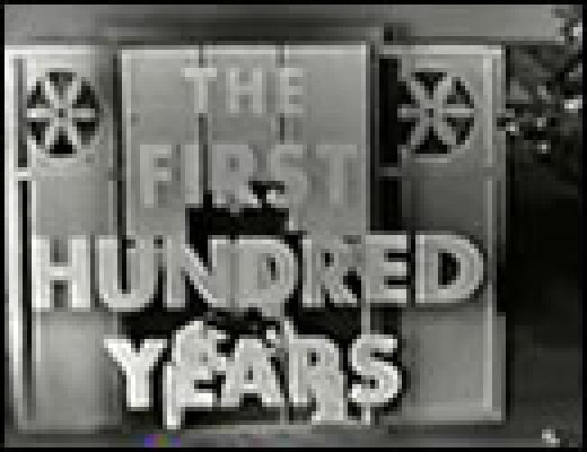 The First Hundred Years next episode air date poster