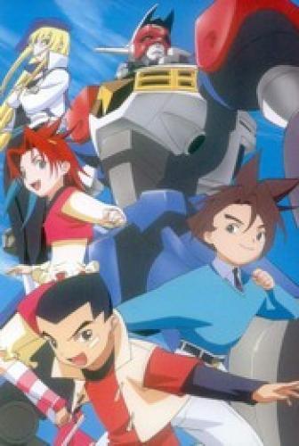 Gear Fighter Dendoh next episode air date poster