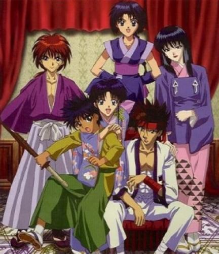 Rurouni Kenshin (US) next episode air date poster