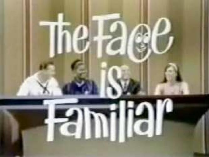 The Face Is Familiar next episode air date poster
