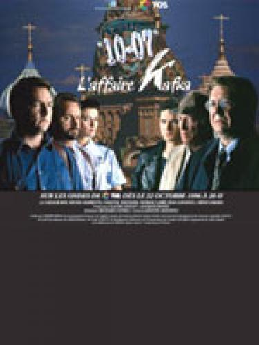 10-07: L'affaire Zeus next episode air date poster