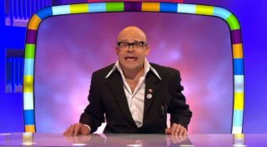 Harry Hill's TV Burp next episode air date poster