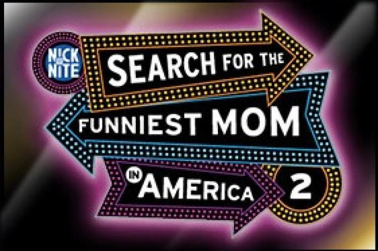 Search For the Funniest Mom in America next episode air date poster