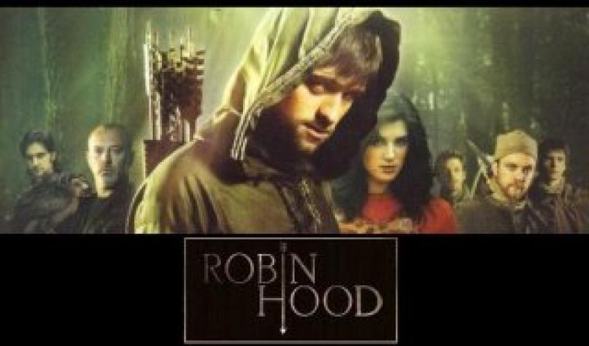 Robin Hood next episode air date poster