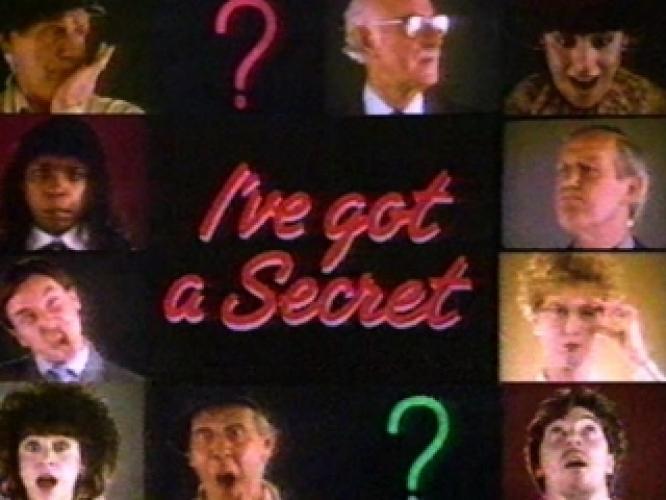 I've Got A Secret (UK) next episode air date poster