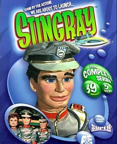 Stingray (1964) next episode air date poster