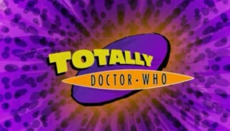 Totally Doctor Who next episode air date poster