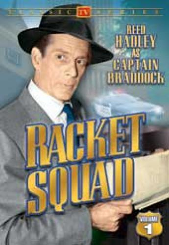 Racket Squad next episode air date poster