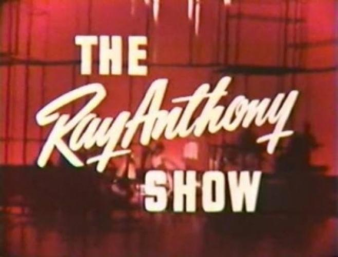 The Ray Anthony Show next episode air date poster