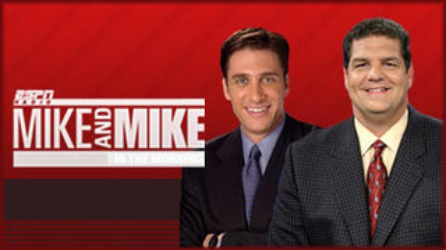 Mike & Mike next episode air date poster