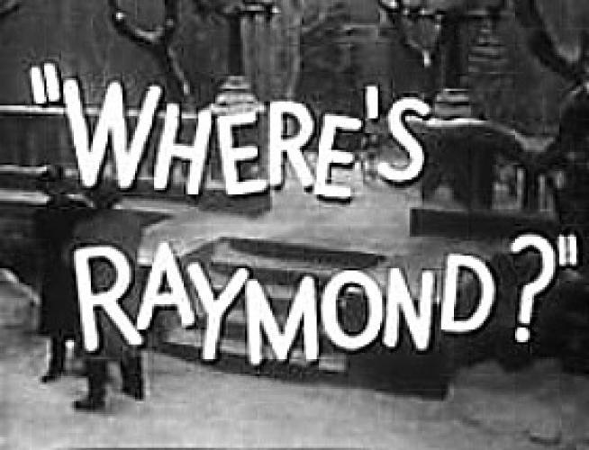 Where's Raymond? next episode air date poster