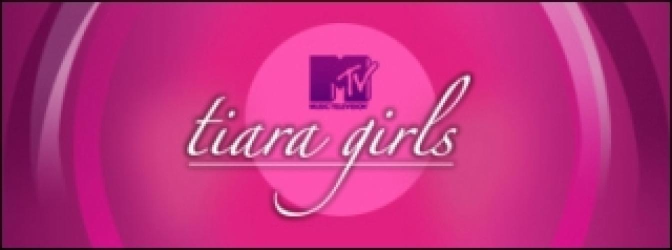 Tiara Girls next episode air date poster