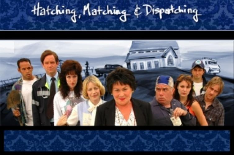 Hatching, Matching & Dispatching next episode air date poster