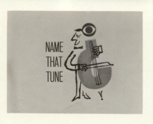 Name That Tune (1953) next episode air date poster
