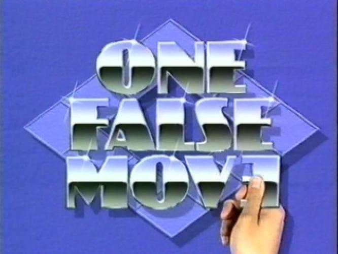 One False Move next episode air date poster