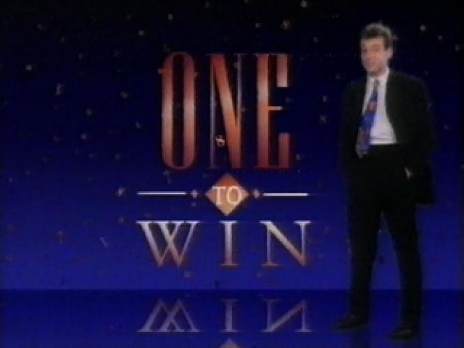 One To Win next episode air date poster