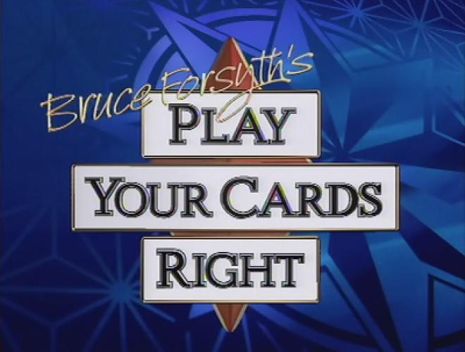 Play Your Cards Right next episode air date poster