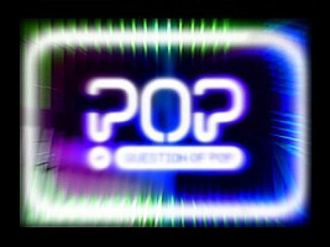A Question Of Pop next episode air date poster