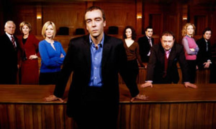 New Street Law next episode air date poster