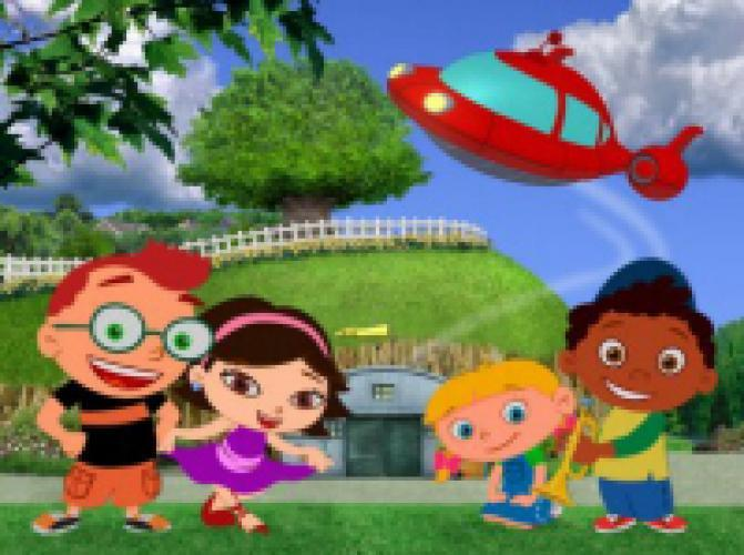 Little Einsteins next episode air date poster
