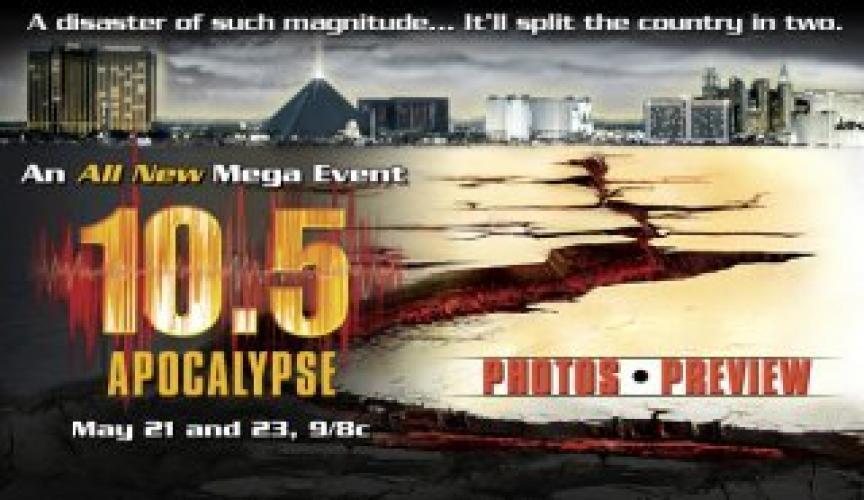 10.5: Apocalypse next episode air date poster