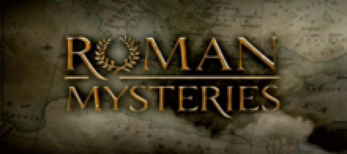Roman Mysteries next episode air date poster
