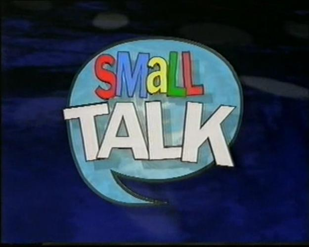 Small Talk (UK) next episode air date poster