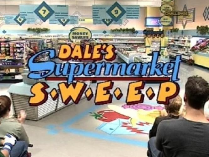 Supermarket Sweep (UK) next episode air date poster
