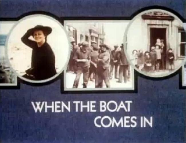 When the Boat Comes In next episode air date poster