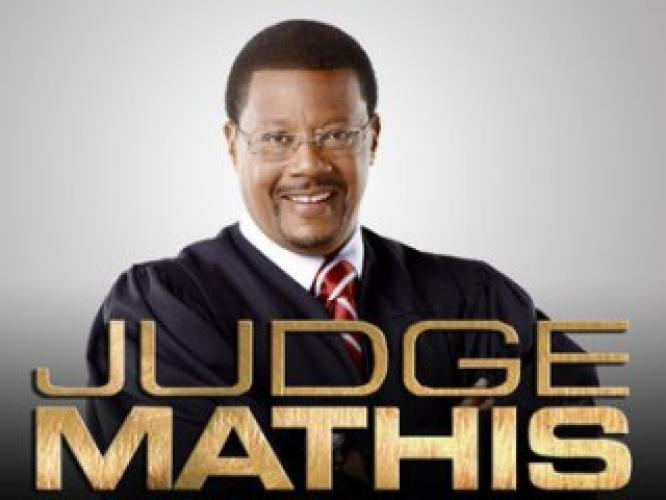 Judge Mathis next episode air date poster
