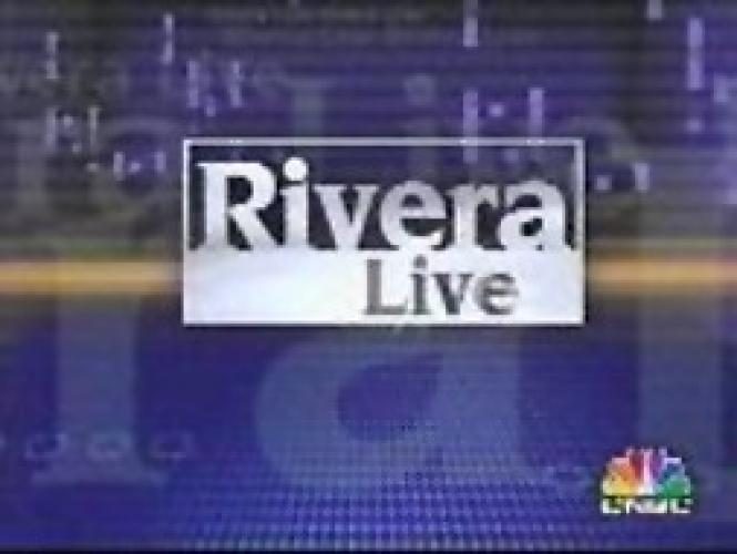 Rivera Live next episode air date poster