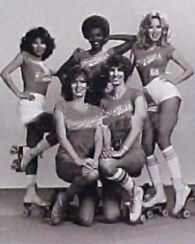 The Roller Girls next episode air date poster