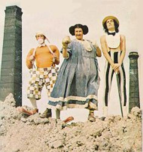The Aunty Jack Show next episode air date poster