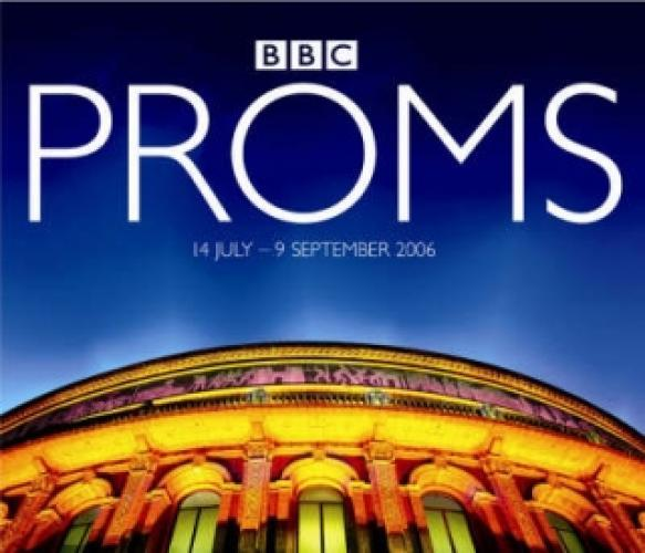 BBC Proms next episode air date poster