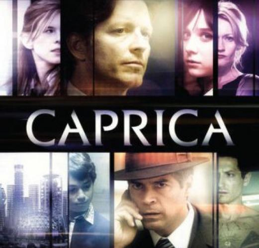 Caprica next episode air date poster