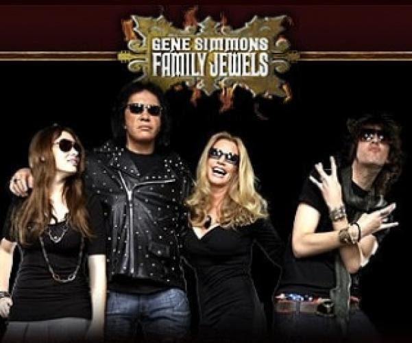 Gene Simmons Family Jewels next episode air date poster