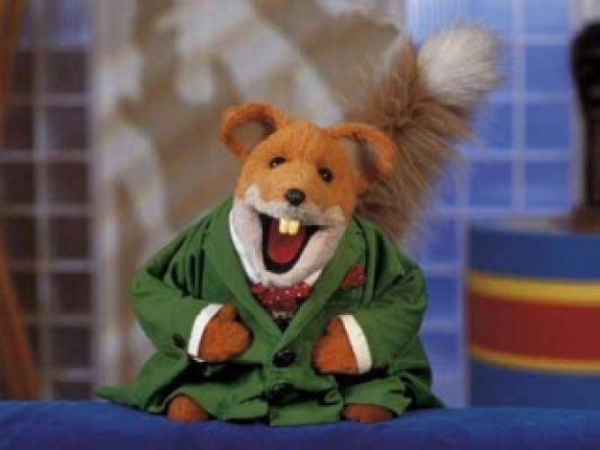 The Basil Brush Show next episode air date poster