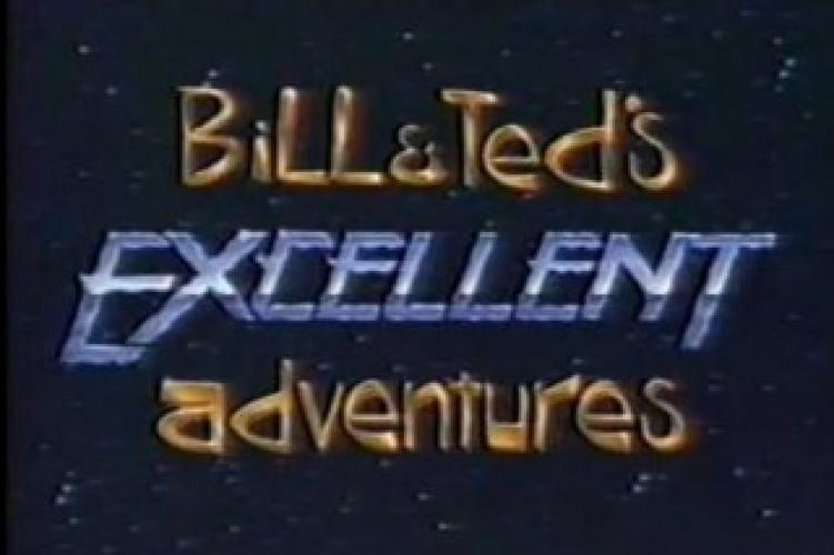 Bill & Ted's Excellent Adventures (1992) next episode air date poster