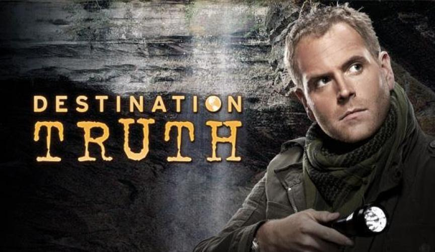 Destination Truth next episode air date poster